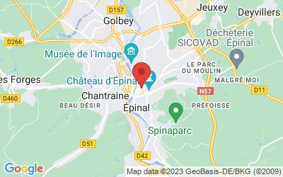 11 Rue de la Maix, 88000 Épinal, France