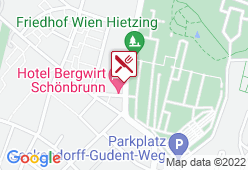 Hotel-Restaurant Bergwirt - Karte