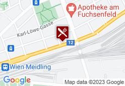Gasthaus Franz Mayer - Karte