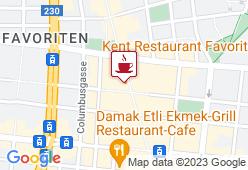 Z-Café - Karte