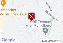 ORF-Kantine Küniglberg - Karte