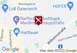 Koarl Wirt Gasthaus Bernegger - Karte