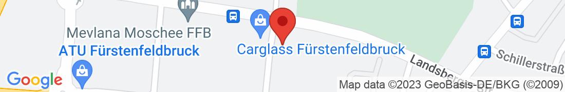 BayWa Technik Fürstenfeldbruck Anfahrt
