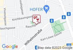 Donnerskirchner Hofheuriger - Karte
