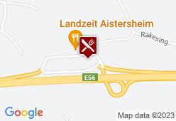 Landzeit Autobahn-Restaurant Aistersheim - Karte