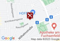 Wilhelmsdorfer Stube - Karte