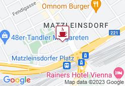 Cafe Matz - Karte