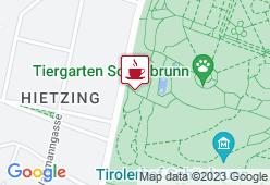 Cafe Hietzing - Karte