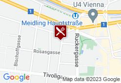 Gasthaus Stafler - Karte