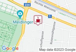Inigo Cafe Salon Schönbrunn - Karte
