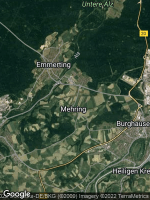 Google Map of Mehring