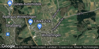 Google Map of Winterlingen