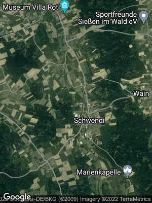 Google Map of Schwendi