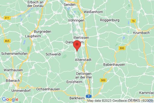 Karte Balzheim