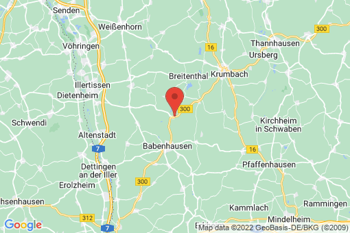 Karte Kettershausen