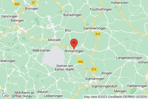 Karte Winterlingen