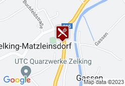 Landgasthof Erber - Karte