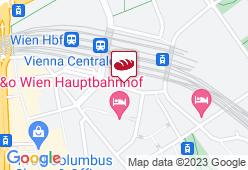 Felber ÖBB Zentrale - Karte