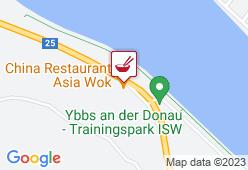 Asia Wok - Karte
