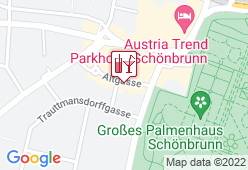 Schaumweinhäuschen - Karte