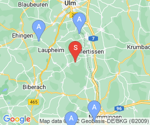 Karte für Golfclub Reischenhof e.V.