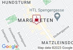 Café Siebenbrunnen - Karte