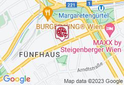 Pizza Vienna - Karte