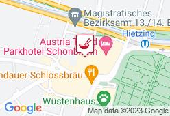 China-Restaurant Eibenhof - Karte