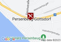 Gasthof Böhm - Karte