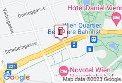 Puntigamer Hof - Karte