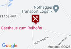 Gasthof Reihofer - Karte