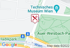 Restaurant Regio - im Park Royal Palace Vienna - Karte