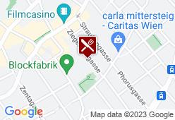Café Tanzen Anders - Karte