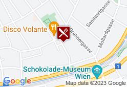 Brückenstüberl - Karte