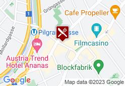 Budapest Bistro - Karte