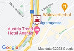 Café-Bar Johann Strauss - Karte