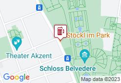 Stöckl im Park - Karte