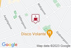 Cafe - Restaurant Gschamster Diener - Karte