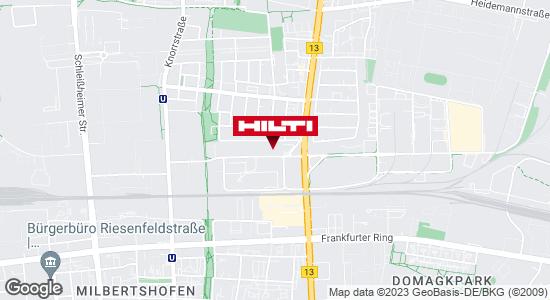 Hilti Store München-Nord