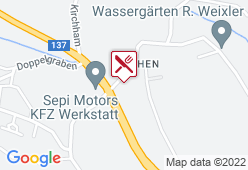 Gasthof Waldschänke - Karte