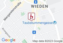 Winzerkönigin - Karte