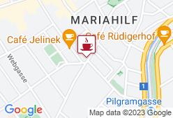 Café Konditorei Gumpendorf - Karte