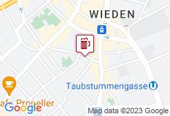 Wieden Bräu - Karte