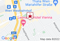 Gutenberg Stüberl - Karte