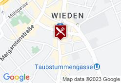 Wiener Wirtschaft - Karte