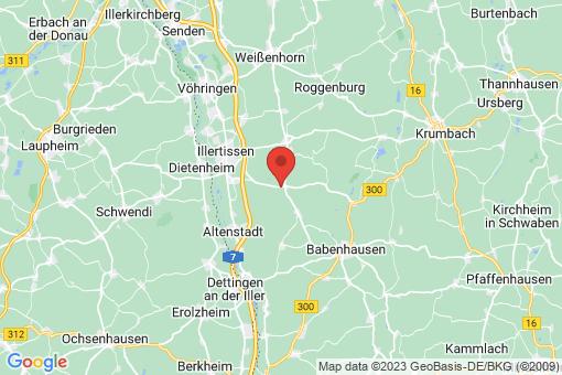 Karte Unterroth