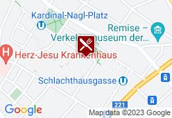 Cafe Restaurant Alt Erdberg - Karte