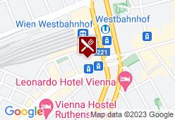 Vapiano Westbahnhof - Karte