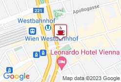 Café Westend - Karte