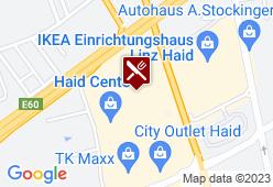 IKEA Restaurant Haid - Karte